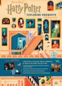 Harry Potter: Exploring Hogwarts : An Illustrated Guide by Jody Revenson (2019)