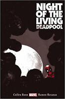 Night of the Living Deadpool (Deadpool (Unnumbered)), Cullen Bunn, Excellent Boo