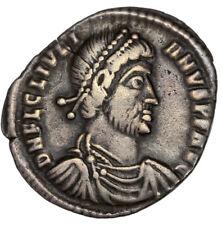 360-363 AD Byzantine Silver Siliqua Jullian II the Apostate AR Mint Arles AU
