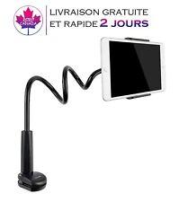 Support Tablette avec col de Cygne Réglable  pour iPad iPhone Samsung Nin Switch