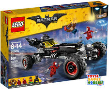 *NEW* LEGO Batman Movie The Batmobile 70905 Manbat Man Bat Robin Tumbler Gotham