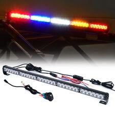 Xprite 30 Inch Rear Chase LED Light Bar w/ Running Brake Reverse for Polaris RZR