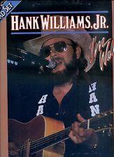 HANK WILLIAMS JR i'm walkin US 1987 EX 2LP
