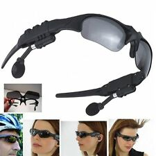 Sport Wireless Bluetooth Glasses Stereo Headset Polarized Sunglasses For Driving