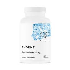 Zinc Picolinate 30 mg 180 Caps - Thorne Research