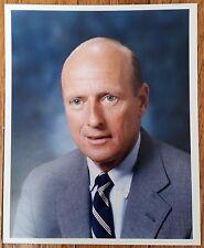 "Astronaut Charles ""Pete"" Conrad, Jr. 8x10 color photograph"
