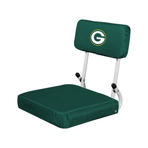 Green Bay Packers Hard Back Stadium Seat