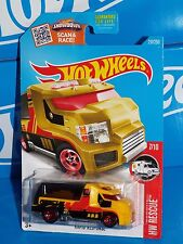 Hot Wheels Diecast 2016 Rescue Series #217 Rapid Response Yellow
