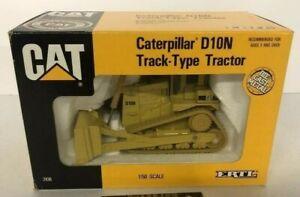 ERTL CAT Caterpillar D10N Heavy Crawler Dozer MIB 1/50 MINT