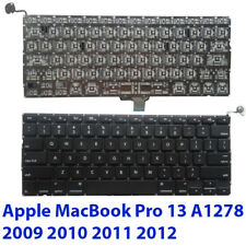 Keyboard for MacBook Pro 13 A1278 2009 2010 2011 2012 US Layout
