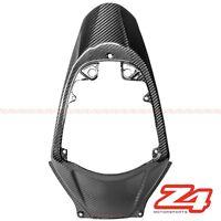 2007 2008 Suzuki GSX-R 1000 Rear Center Tail Seat Cowling Fairing Carbon Fiber