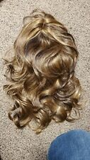 Brown Layered Remy Wig