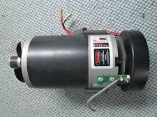 Permanent Magnet Electric Motor for Wind Generator