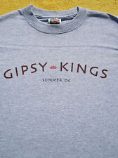 GIPSY KINGS Summer 2004 Tour SMALL concert T-SHIRT