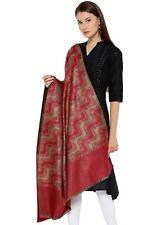 "Women's Wool Woven Soft Shawls, Wraps [Size: 40"" X 80""]"