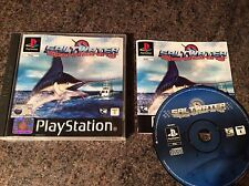 Salt Water Sport Fishing Ps1 Game! Complete! Look At My Other Games!