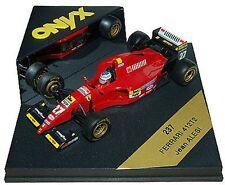 Onyx 1/43 1995 Ferrari 412 T2 Jean Alesi