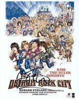 James D'Bello Signed Autographed 8X10 Photo Detroit Rock City GV806527