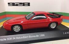 Porsche 928 S4 Compte Rendu Bonneville 1986 Porsche 9/16