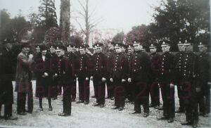 "PRINT 10"" X 7""  TADLEY BANDSMEN HAMPSHIRE c1935"