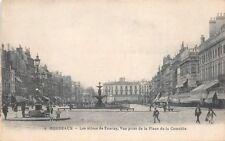 BORDEAUX - Les Allées de Tourny, Vue prise de la Place de la Comédie