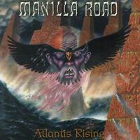 MANILLA ROAD Atlantis Rising CD - 162445