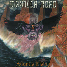 MANILLA ROAD Atlantis Rising CD - 162445