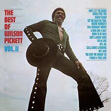 Wilson Pickett - The Best Of Wilson Pickett, Vol. 2 [New Vinyl LP] Ltd Ed, 180 G