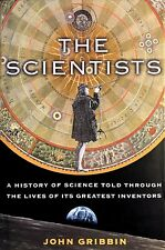 The Scientists: (Inventions), John Gribbin, Random House, 2008 Brand New