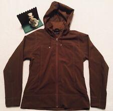 Marmot Womens Medium Jacket Hooded Brown.. Nice.. New.. Ski.. Snowboard