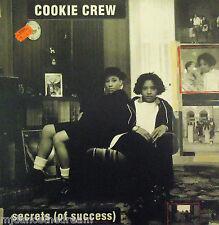 """COOKIE CREW FEAT DANNY D - Secrets ~ 12"""" Single PS"""