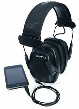 Head Set Electronic Noise Blocking Reduction Stereo Earmuff Sound Quality Sleep