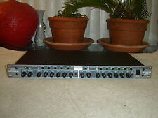 Aphex 622, Logic Assisted 2 Channel Expander Gate Duck Filter, Vintage Rack