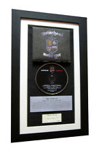 MOTORHEAD Motorizer CLASSIC CD GALLERY QUALITY FRAMED+EXPRESS GLOBAL SHIPPING