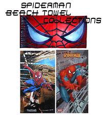 "Marvel Amazing Spiderman Avengers Beach/Bath Towel Collections 30""x60"""
