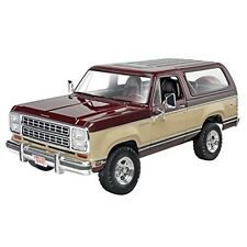 1:24 1981 Dodge Ramcharger Model - Revell 124 Rvm4372 Monogram 81 1980 D0dge