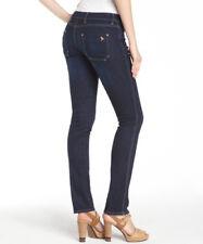 MiH Made In Heaven OSLO SLIM/skinny leg jeans W25 L29 UK 6-8 Dark BLUE 25 PETITE