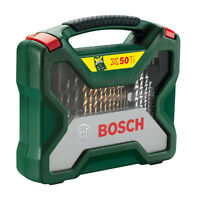 savers Bosch X50Ti Masonary/Metal/Wood Set 2607019327 3165140379502 D