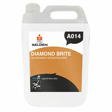 Selden A014 Diamond Brite Wet Look Floor Polish - 5 Litres