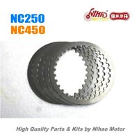 59 NC250 Parts Clutch plate steel ZONGSHEN Engine NC ZS177MM KAYO Asiawing Xmoto