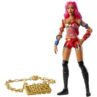 WWE Wrestling The Rock Comansi Mini Figure 6.5cm