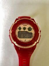 """A"" Casio Baby-G Shock (Pink&Purple) Women's & Lady Digital Watch BGD-121"