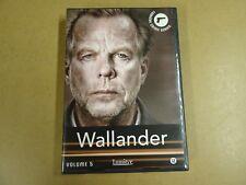 6-DISC DVD BOX / WALLANDER - VOLUME 5 ( HENNING MANKELL )