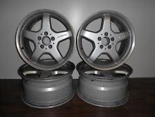 4x Mercedes SLK R170 AMG Styling III Alufelgen 8.5x17 ET34 Felgen A1704012202