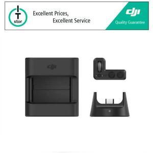 DJI Accessory Kit for Osmo Pocket  Wheel Controller, Wireless Module, Grip Mount