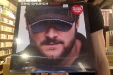 Eric Church Chief LP sealed red colored vinyl limited edition second pressing
