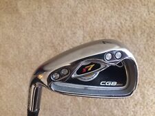 Left Handed Taylormade R7 CGB Max 7 Iron Reax 55 Stiff Graphite Shaft