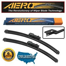 "AERO Mazda CX-5 2019-2017 24""+18"" Premium Beam Wiper Blades (Set of 2)"