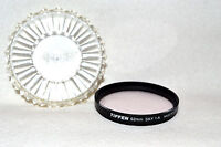 Tiffen 62 mm Sky 1-A  Screw-In Filter with Case Made in USA (N-256)
