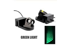 2Pcs Angel Wings Car Welcome Light Shadow Light Projector Car LED Door Warning